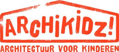 logo Archikidz_rood