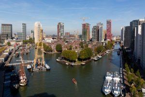 2018 MaritiemDistrict Scheepmakershaven Rotterdam Architectuur Maand 2019 RAM19 Hoogbouw gelaagde stad