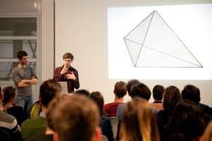 Rotterdam Architectuur Maand 2019 Talks about architecture