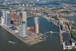 Ossip van Duivenbode Rijnhaven, Rotterdam architectuur maand RAM19DE GELAAGDE STAD: DE RIJNHAVEN EN DE ROTTERDAMSE STADS-AS