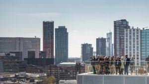 Timmerhuis dakterras ruben van hamelink Rotterdam Tours Rotterdam Architectuur maand 2019 RAM19