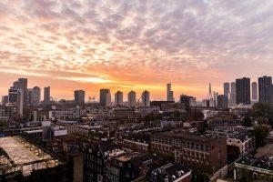 Zonsopkomst Guido Pijper Rotterdam Architectuur maand 2019 RAM19 wake up in architecture
