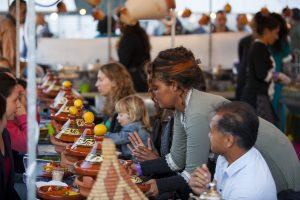 Iftar maaltijd rotterdamse architectuurmaand 2019